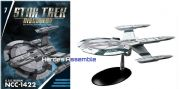 Star Trek Discovery Starships Collection #7 USS Buran NCC-1422 Cardenas Class Eaglemoss